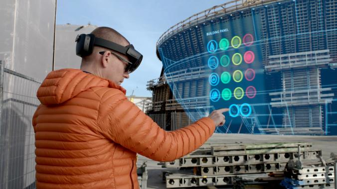 Bentley's SYNCHRO XR Brings Benefits of Mixed Reality to Users in the  Architecture, Engineering, and Construction (AEC) Industry