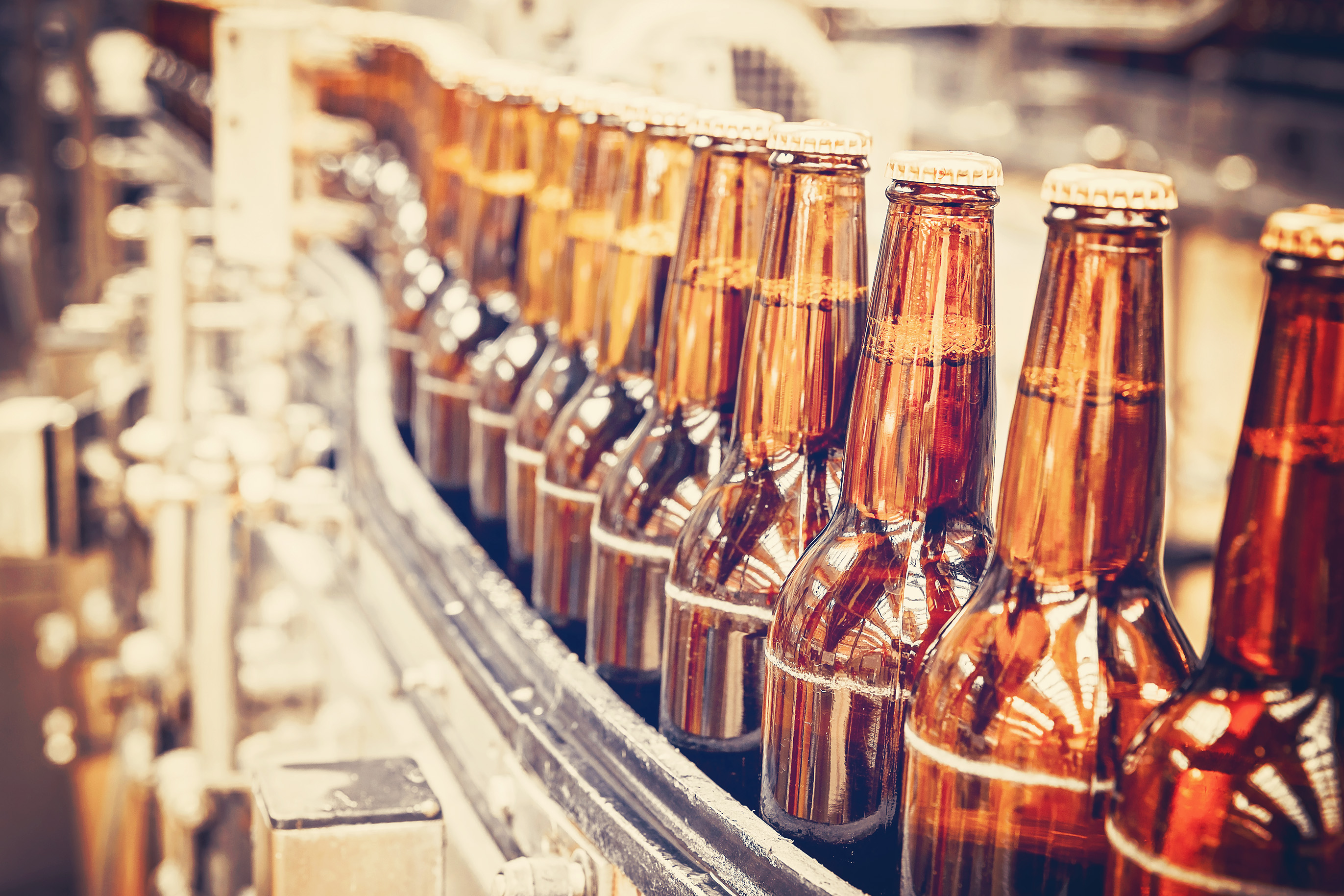 beverage company achieved 19 percent annual cost savings