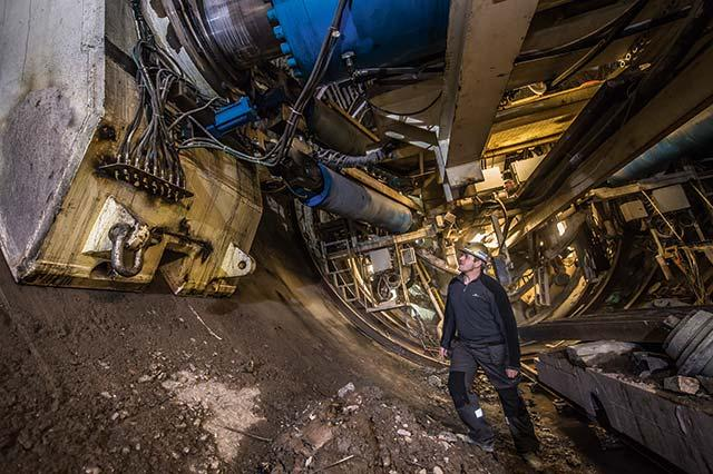 Nine Ways to Extend the Life of a Tunnel Boring Machine