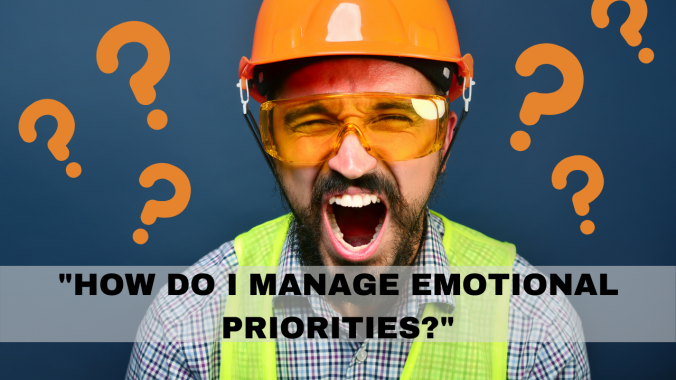 3 Tips for Eliminating Emotional Priorities at your Plant