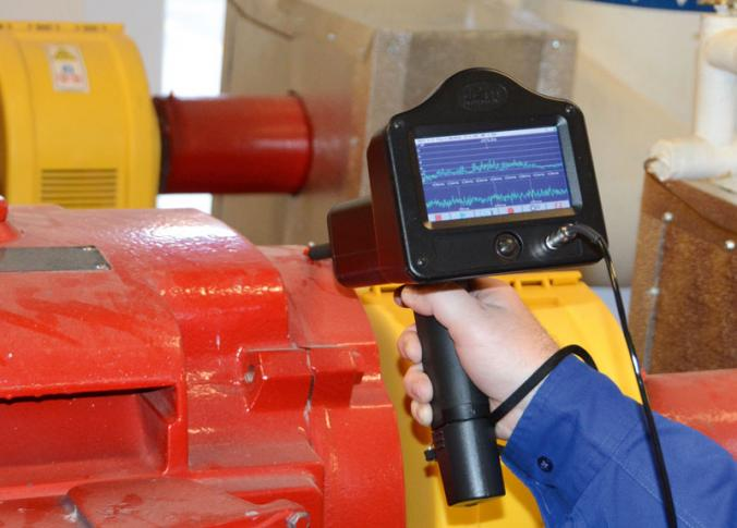 Diagnosing Mechanical and Electrical Faults Using  Ultrasound Spectrum Analysis
