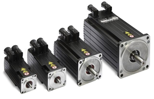 High Performance Servo Motors and Servo Drives in Two Weeks at your Doorstep