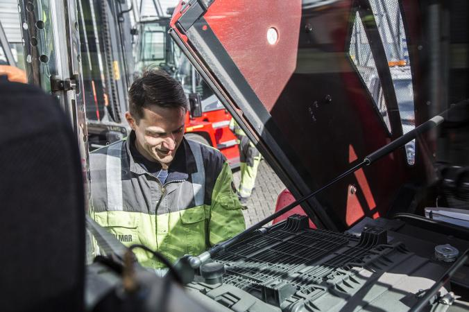 Kalmar Signs Maintenance and Repair Contract with PSA Corporation Limited