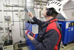 Leak detection in the age of digitalization with SONOCHEK