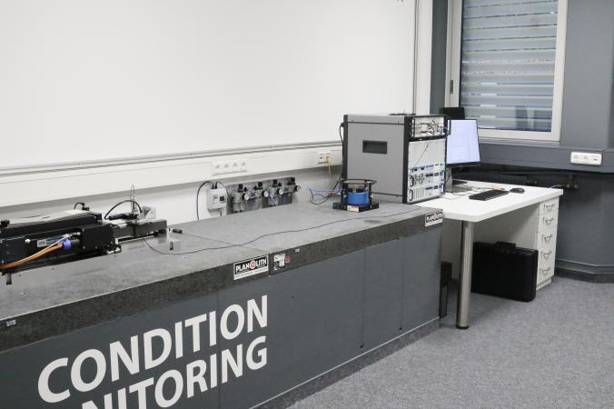 PRUFTECHNIK Establishes New Calibration  Laboratory for Vibration Sensors