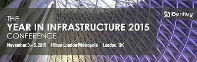 Bentley Systems: Year in Infrastructure 2015, London UK -Kai Portman, Maintworld