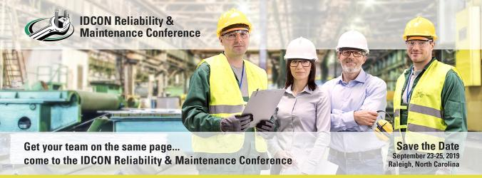 IDCON Reliability & Maintenance Conference Publishes Agenda - CEO of PetStar to deliver conference keynote