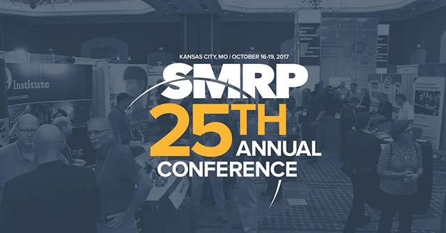 The 25th Celebration of the SMRP Annual Conference Kicks Off in October