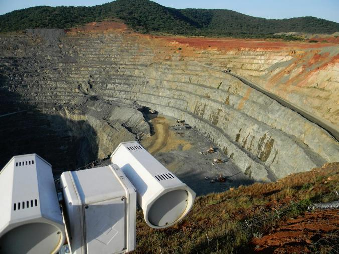 Security Solution Helps Battle Illegal Mining