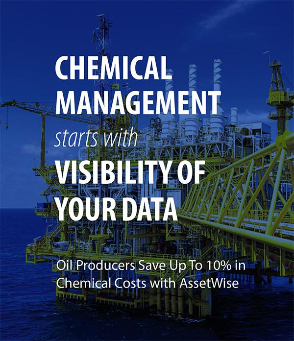 Chemical Management Starts with Visibility of Your Data