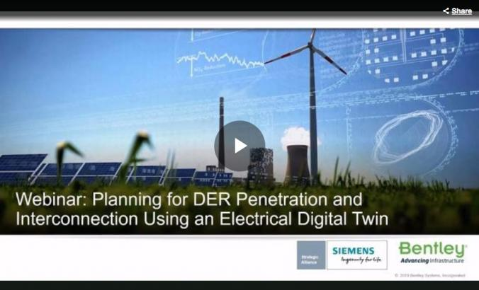 Planning for DER Penetration and Interconnection Using an Electrical Digital Twin