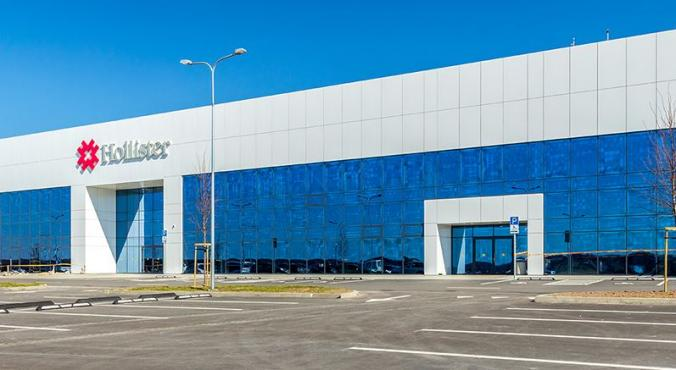 Caverion to provide cleanroom solutions for Hollister's manufacturing plant in Lithuania