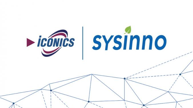 ICONICS Integrates with Sysinno Technology Solutions - Includes iAeris Air Quality Monitor, Compatible with Microsoft Azure Sphere