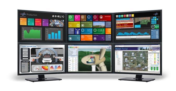 Latest Version Of Hmi Scada Suite From Iconics Is Now Opc