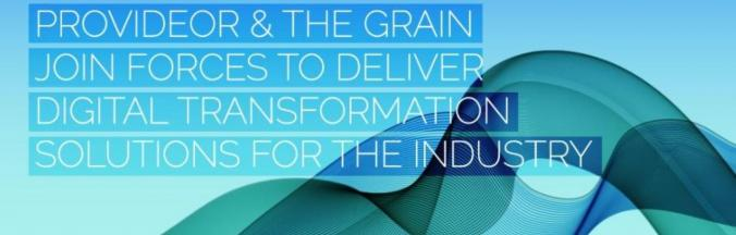 Provideor and The Grain join forces to deliver digital transformation solutions