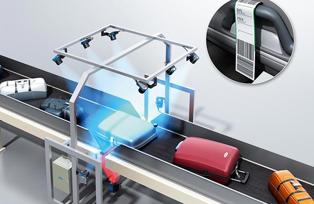 Sick Ag Improves Efficiency In Baggage Handling Operations
