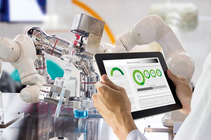 Condition Monitoring in the Age of the of the IIoT – the fourth revolution