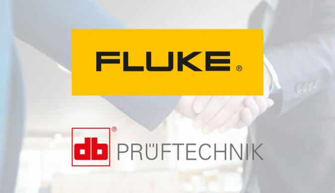 PRUFTECHNIK now also distributes Fluke products