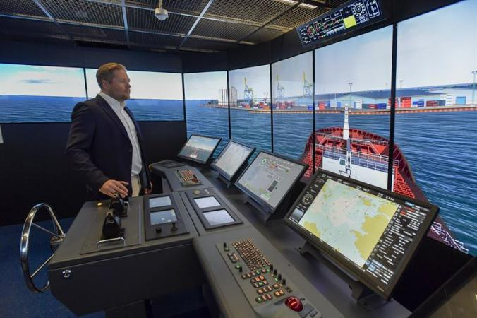 Wärtsilä simulation technology creating an essential testing environment for smart marine solutions