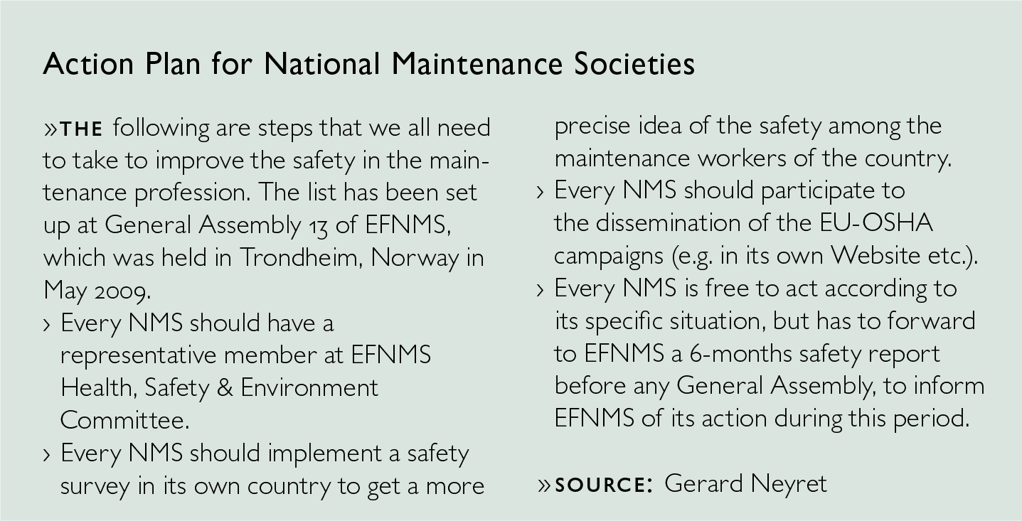 Safe Maintenance Campaign Concluded with the Launch of the