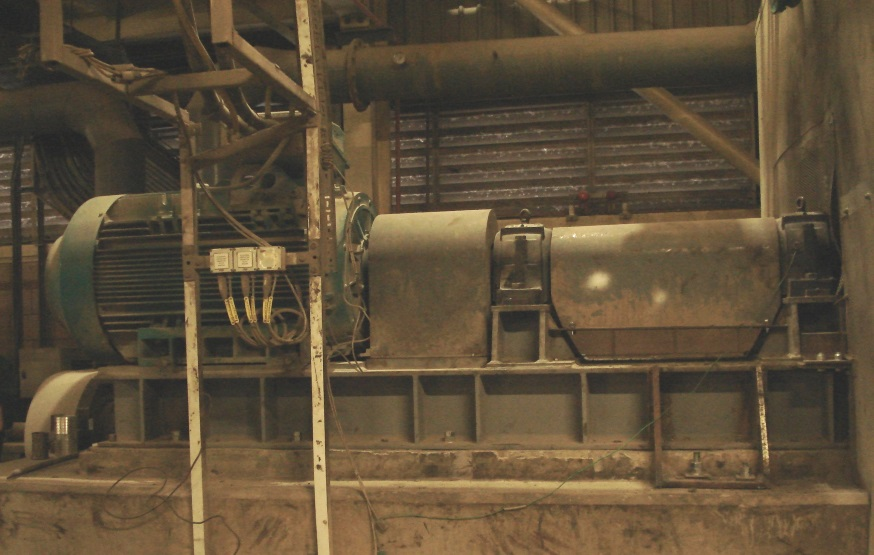 Bearing solution saves over 130,000 euros at energy plant