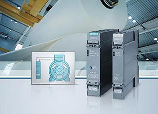 Siemens modernizes thermistor motor protection relays for Thermistor motor protection relay